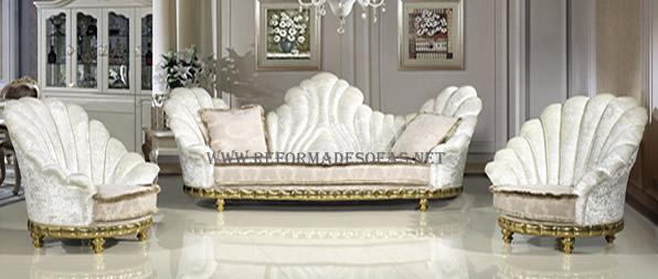 Sof antigo colonial proven al cl ssico sofas - Sofas estilo colonial ...