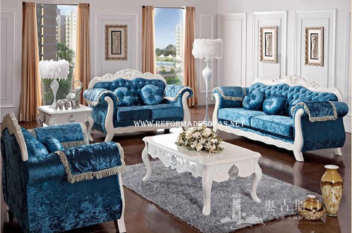 Sofas estilo colonial good decoracion mueble sofa muebles - Sofas estilo colonial ...